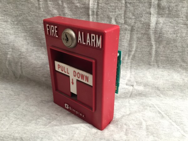 Simplex 20999795 Fire Alarm Collection Information