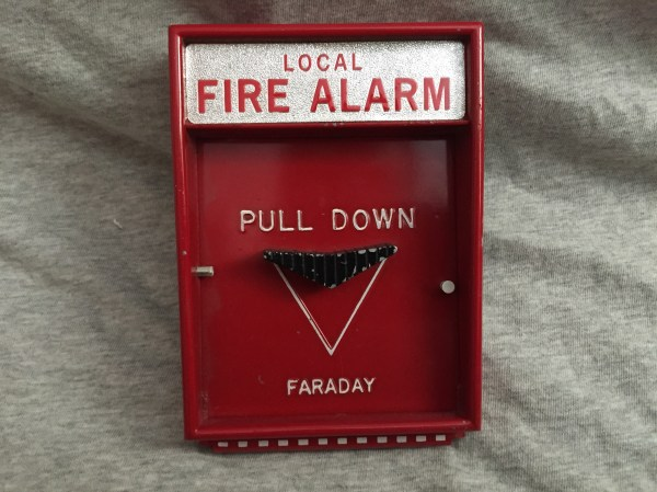 Faraday 241M Fire Alarm Collection Information