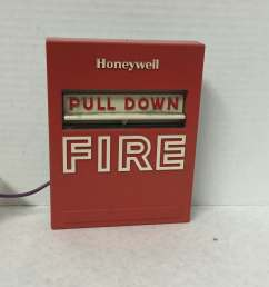 brand honeywell model s464a manufacturer honeywell type pull station [ 3264 x 2448 Pixel ]