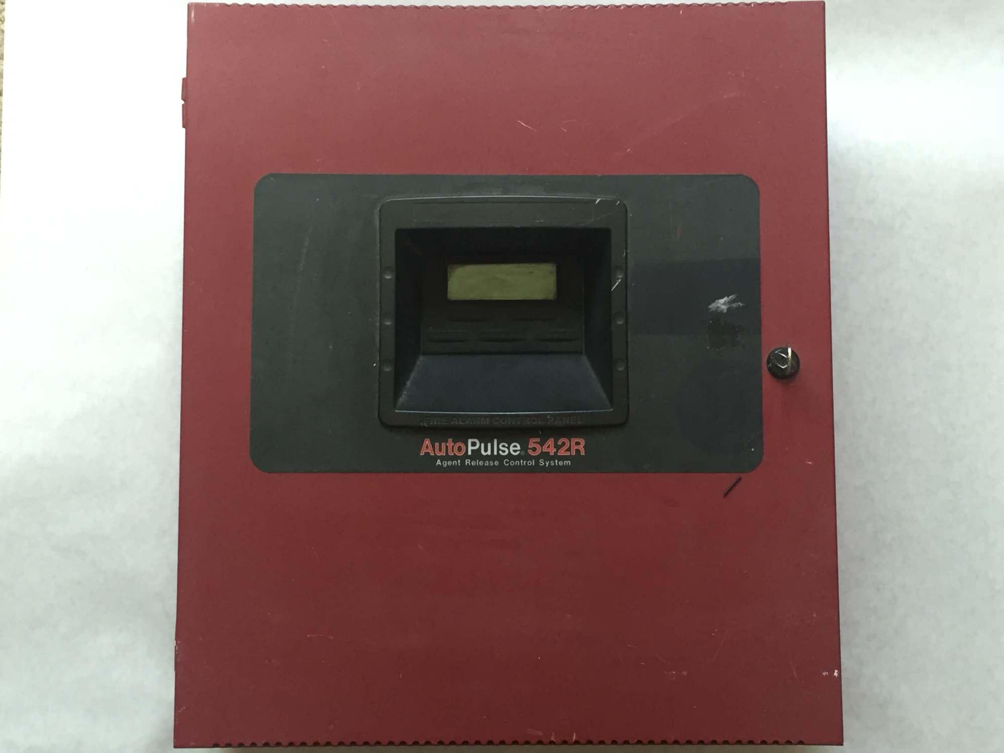 hight resolution of ansul autopulse 542r