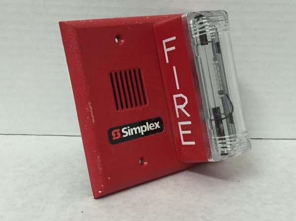 Simplex GX90S41575WR FireAlarmstv jjinc24U8oL039s