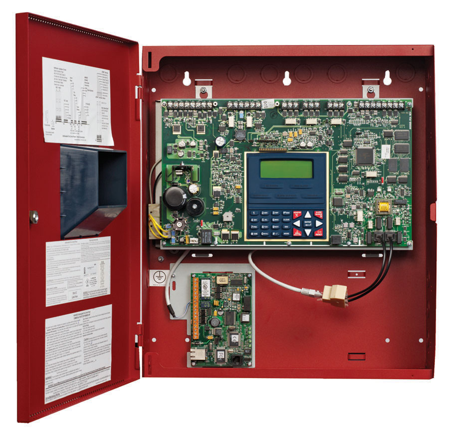 MS 9050UD open fire alarm control panels fire alarms boston Fire Lite by Honeywell at fashall.co