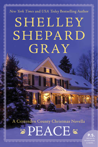 Review: Peace: A Crittenden County Christmas Novel by Shelley Shepard Gray
