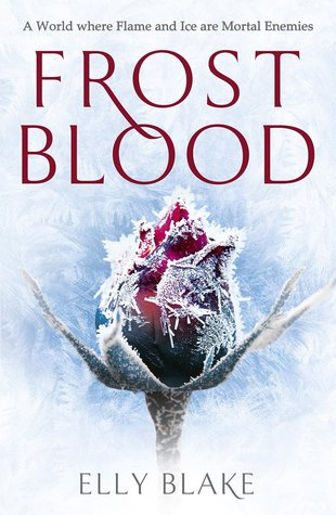 Frostblood- Netgalley Review