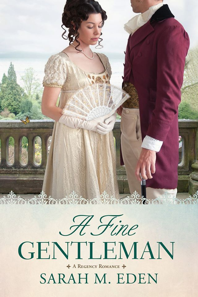 A Fine Gentleman Blog Tour and Giveaway