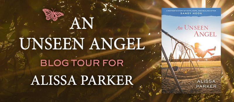An Unseen Angel Official Blog Tour Image