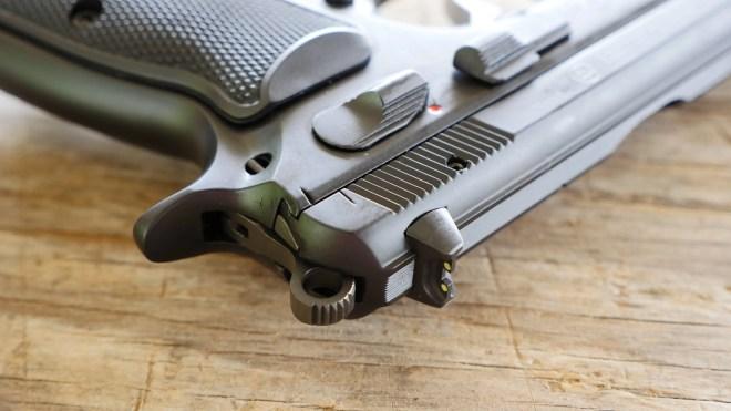 CZ 75B Review   The World's Most Copied Pistol   Firearm Rack
