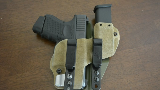 G-Code INCOG | Conceal Carry Your Way | Firearm Rack