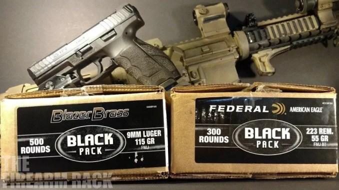 American Eagle Rebate >> Federal American Eagle Blazer Black Pack Review Good
