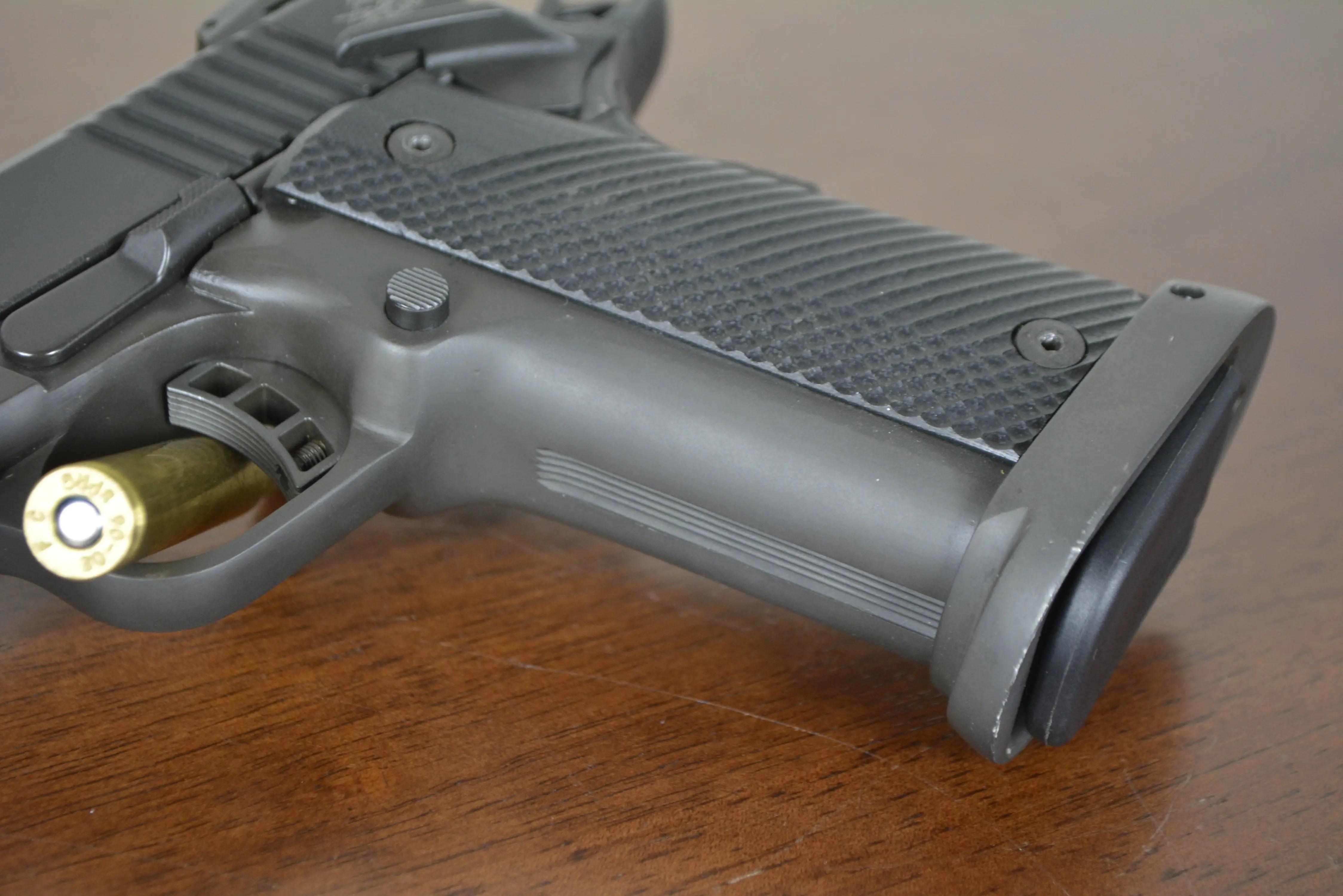Rock Island Armory Tac Ultra FS HC | That Thicc Boi | Firearm Rack