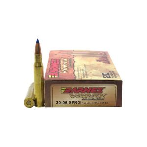Barnes Bullets 21531 30-06 150 TTSX BT 20rds