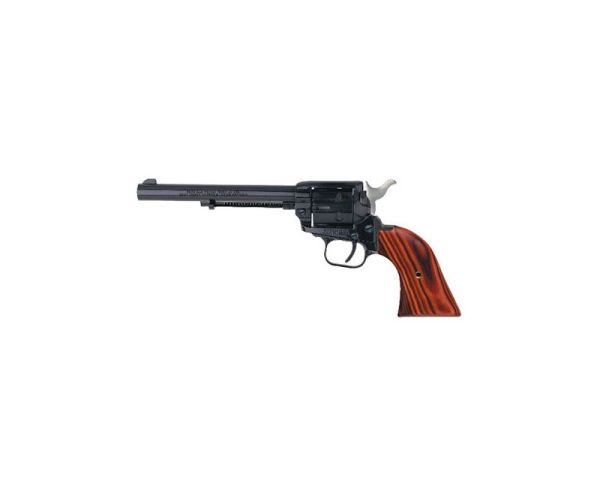 Heritage Firearms Rough Rider Blued / Cocobolo Grip .22LR 6.5-inch 6Rd
