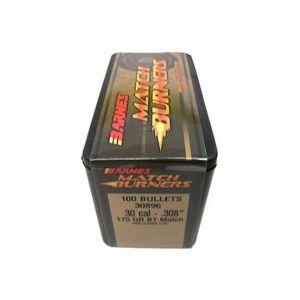 Barnes Bullets 30896 .308 175 BT Match 100