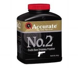 No. 2 1lb - Accurate Powder