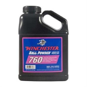 760 8lbs - Winchester Powder