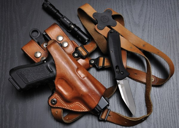 The 5 Best Shoulder Holsters Leather Nylon and Concealed