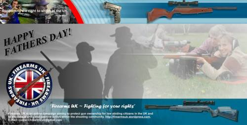 Happy Fathers Day from Firearms UK