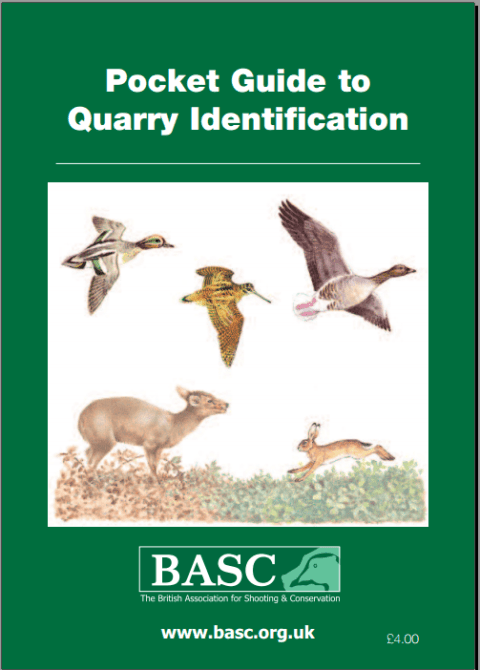 BASC Quarry Identification Guide 2013