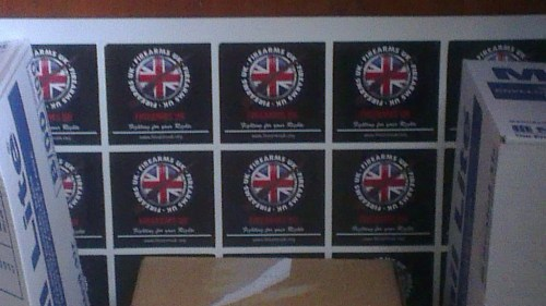 Static Cling Window Stickers from Discount Banner Printing