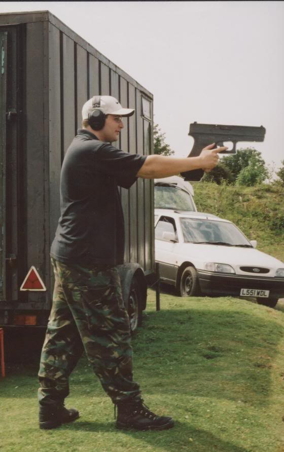A photo for the Firearms UK Who Am I? initiative