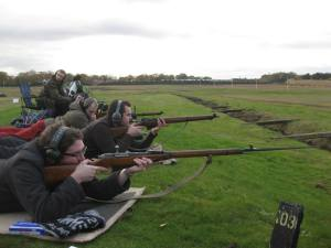 Brunel University Target Shooting Club