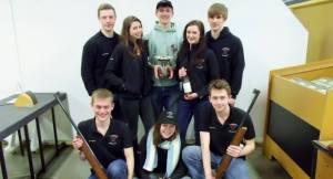 Cambridge University Target Rifle 1st Team