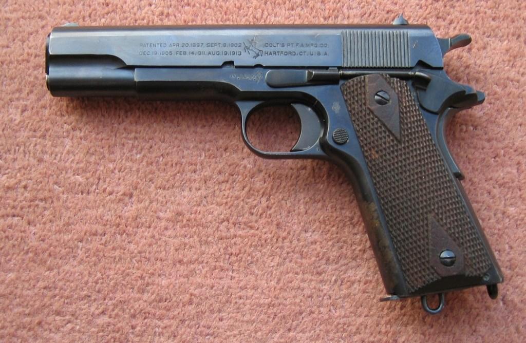 Colt 1911 1918