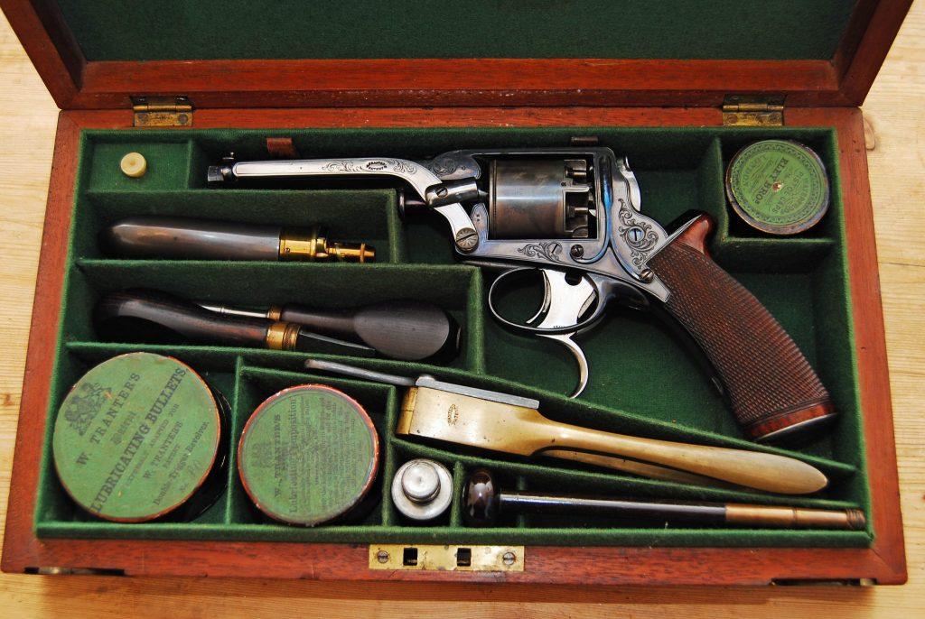 Tranter Revolver 1855