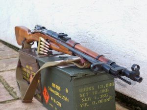 M44 Carbine, Dave Voisey