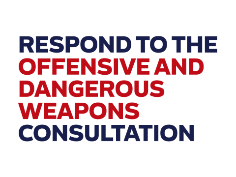 Offensive and Dangerous Weapons Consultation – Affects .50 and MARS Rifles