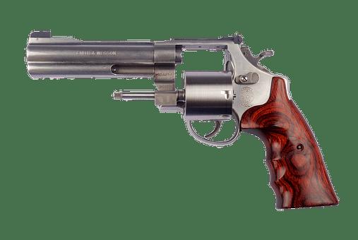 Smith And Wesson, Gun, Handgun, Smith