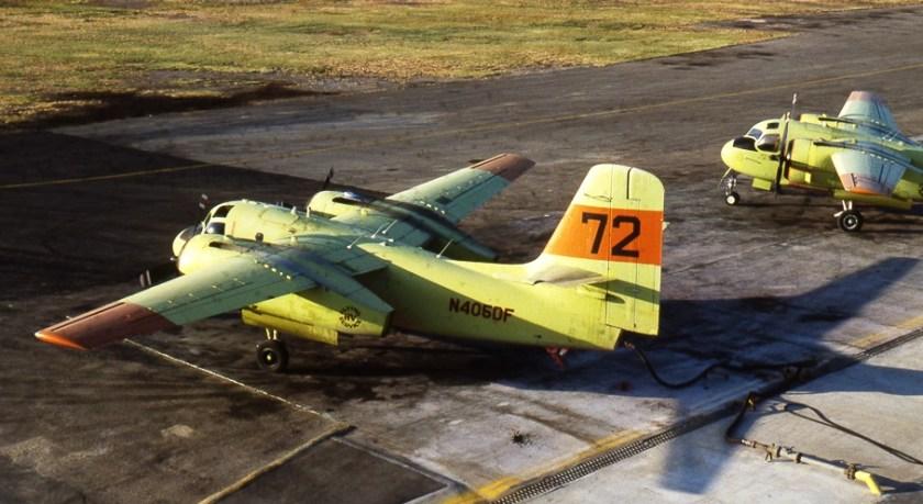 S-2s at Hemet