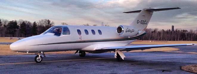 Dynamic Aviation Citation lead plane