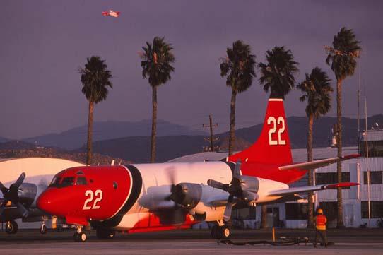 Aero Union's P3A Tanker 22