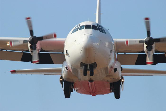 T-131 landing at RDD 8-7-2014