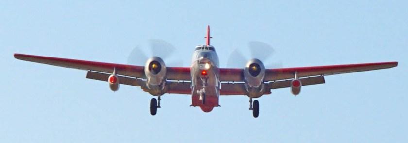 T-44 landing at RDD 8-7-2014