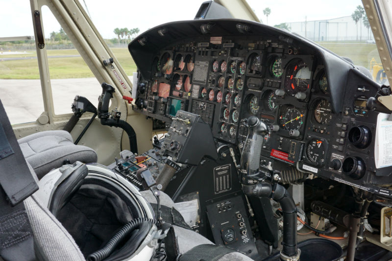 Miami-Dade Fire Rescue helicopter