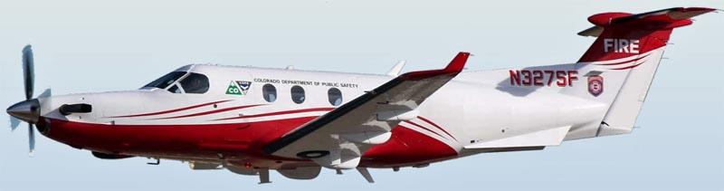 Colorado Multi-mission aircraft
