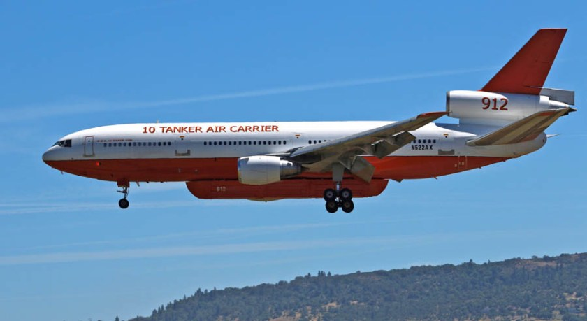 air tanker 912 DC-10