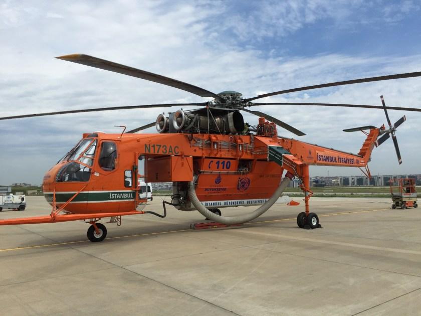 S-64E Aircrane, Erickson Inc.
