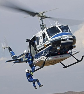San Diego to add a third firefighting helicopter - Fire Aviation