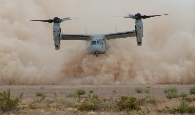 Osprey_dust_USAF_photo