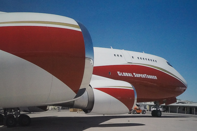 Supertanker 747 T-944