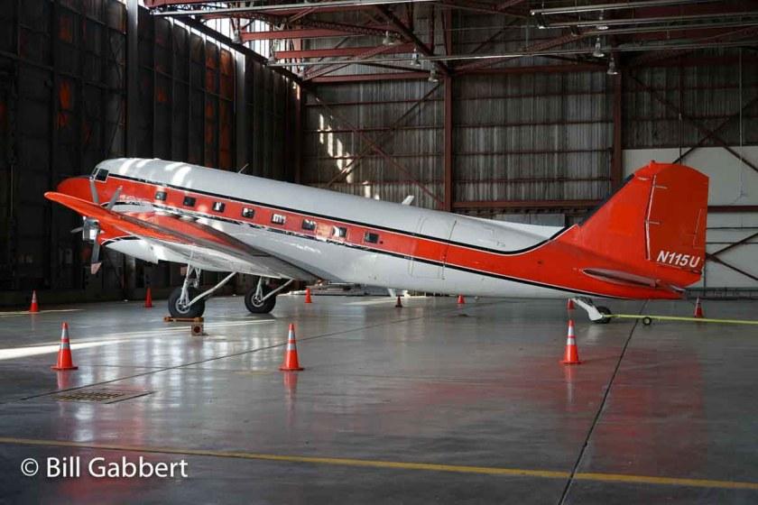 DC-3 USFS