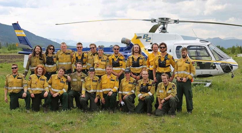 Alberta Firefighters