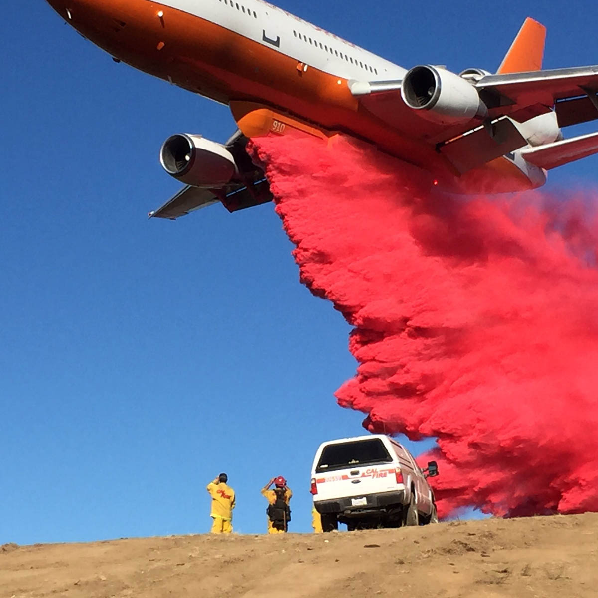 NTSB and Forest Service work to reduce in‑flight structural failures on air tankers