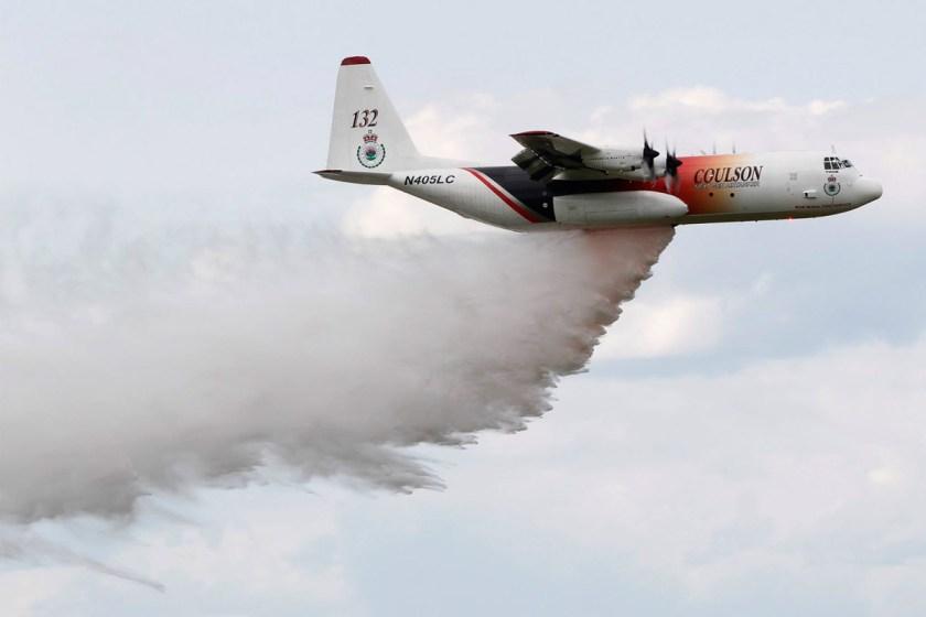 air tanker 132 c-130