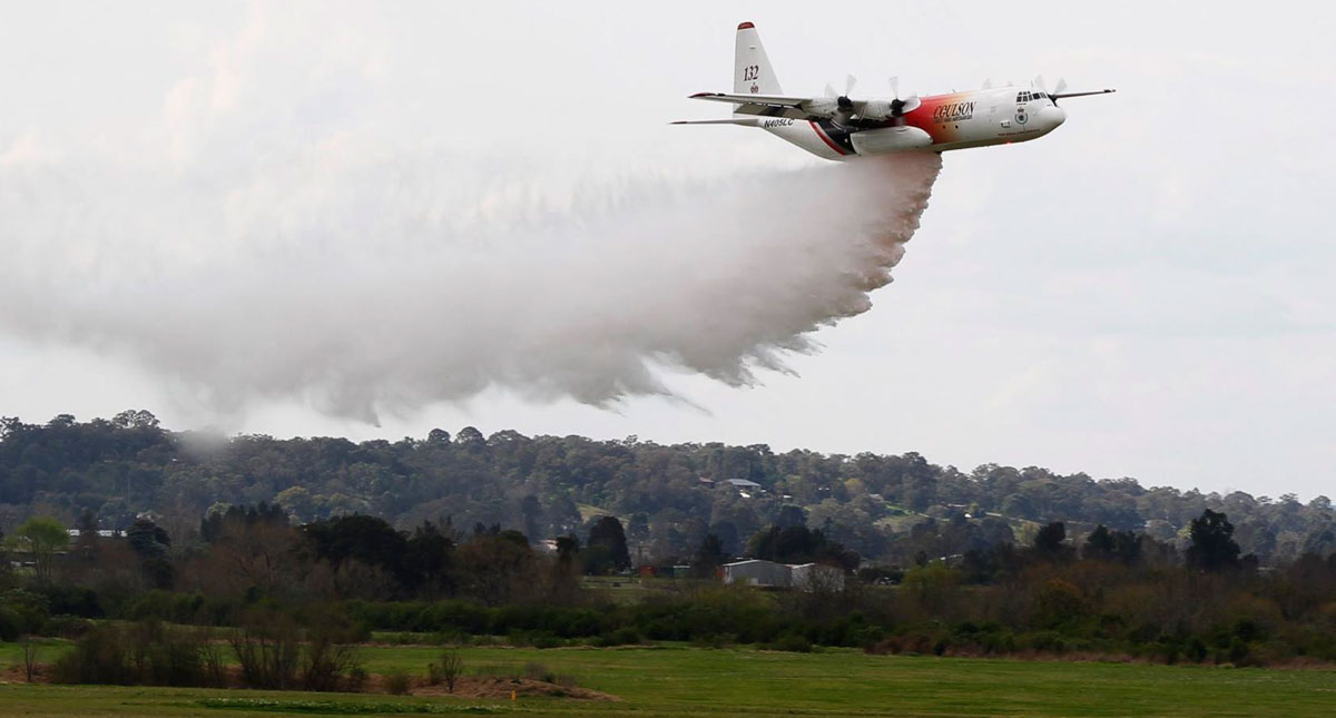 Tanker 132 begins contract in Australia