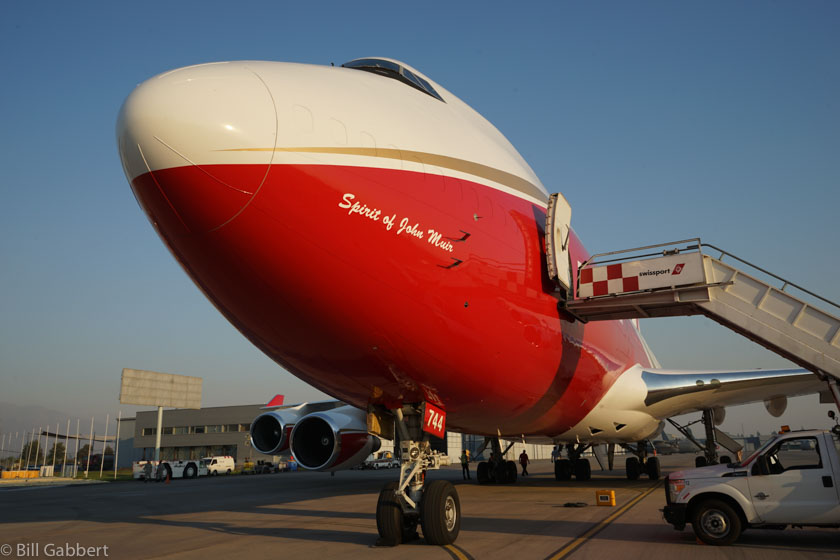 How to refill a SuperTanker