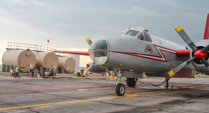Air tanker base to be established at Austin, Texas